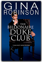The Billionaire Duke Club - Series Prologue to the Duke Society series