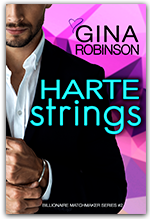 Harte Strings - Book 2 of the Billionaire Matchmaker series