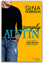 Simply Austin - Book 4 of the Jet City Kilt series